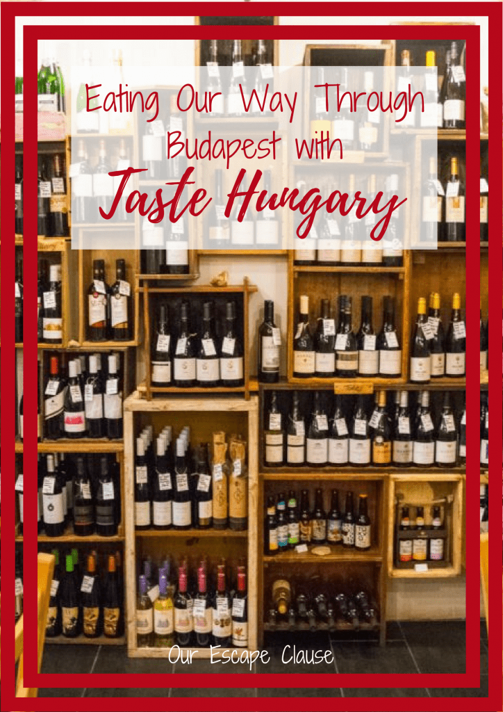 Budapest Food Tours with Taste Hungary