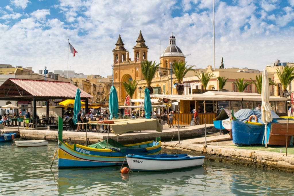Marsaxlokk, Malta Fishing Boats: Ultimate Packing List for Europe Summer