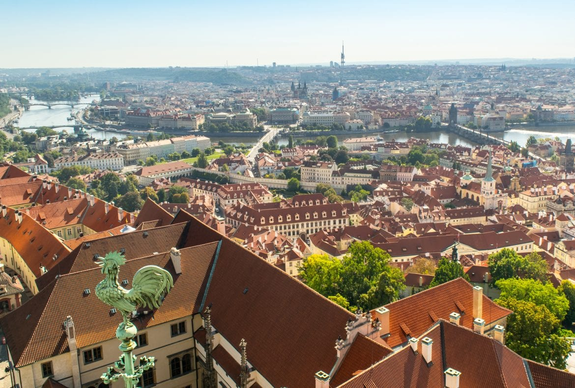 Best Viewpoints to Visit in Prague: South Tower St. Vitus
