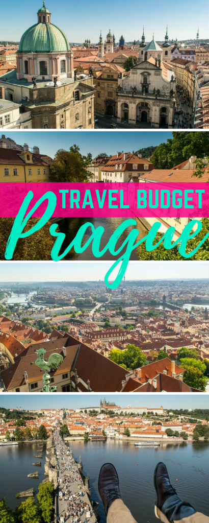 Travel Budget for Prague