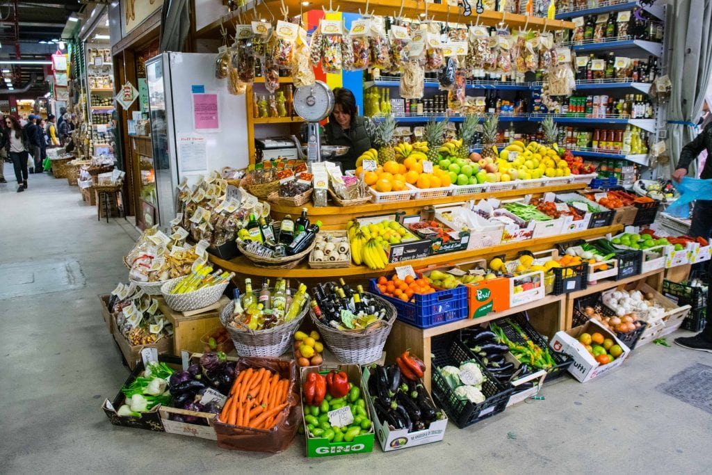 Things to Eat in Florence: Shop at Mercato Centrale
