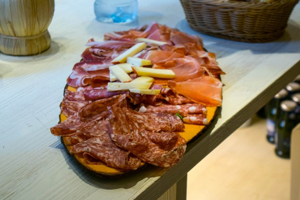 Things to Eat in Florence: Dine Around Florence Tour