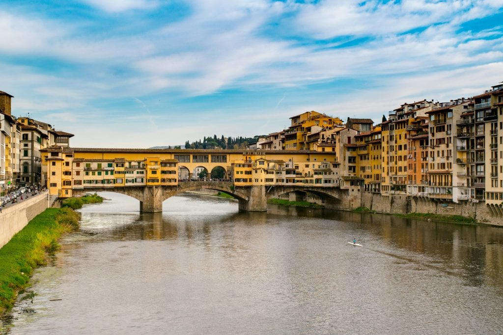 The Most Instagrammable Places in Florence: Ponte Vecchio