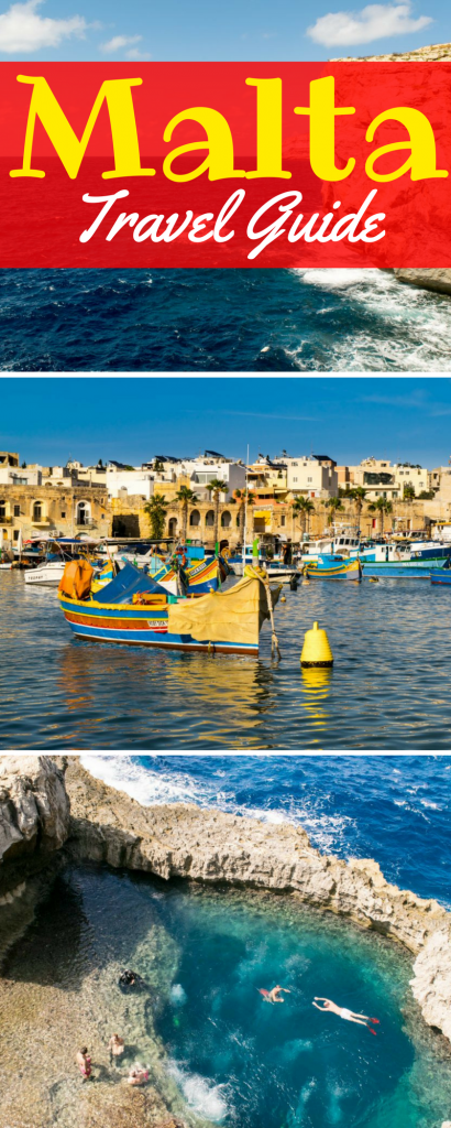 Malta Travel Guide: Where to Stay in Malta