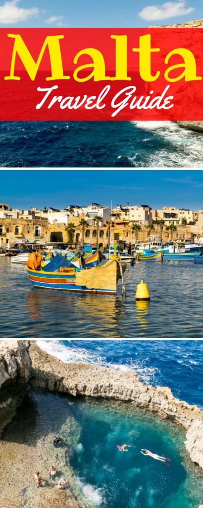 Malta Travel Guide: Where to Stay in Malta