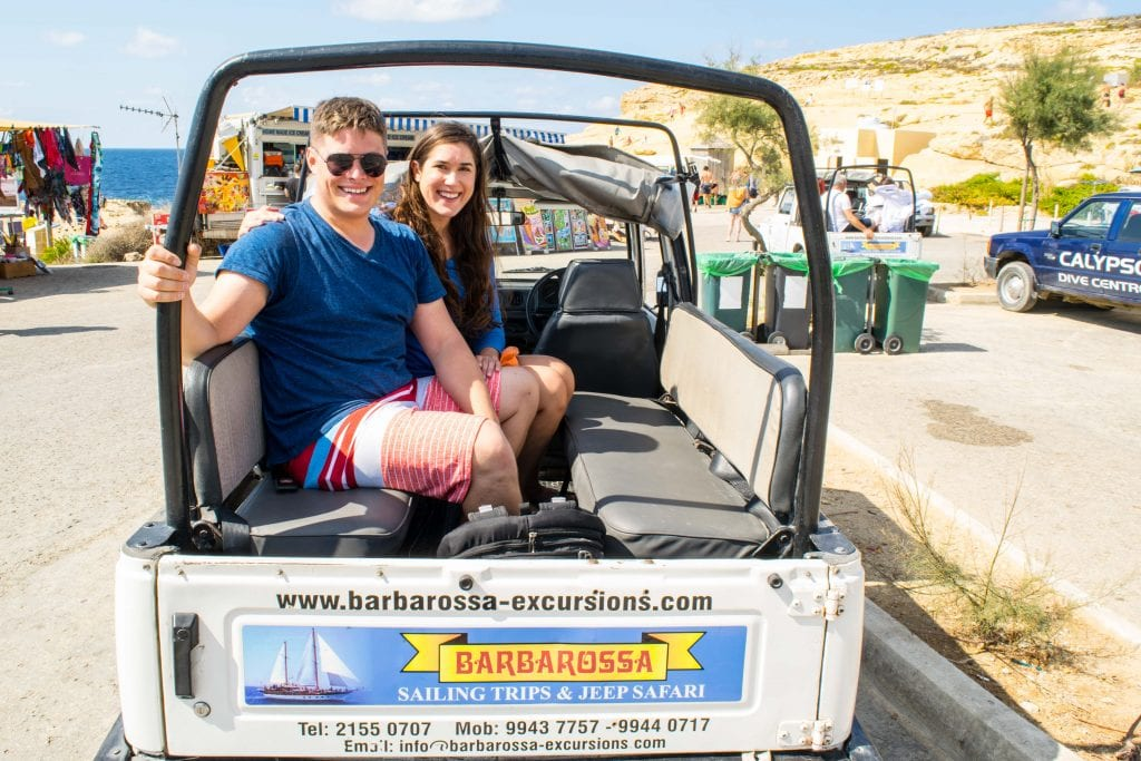 Things to Do in Malta: Jeep Tour Gozo