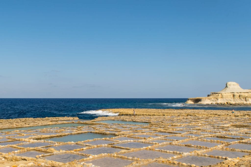 Things to Do in Malta: Salt