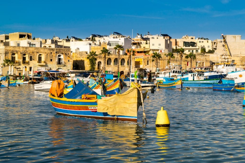 Things to Do in Malta: Marsaxlokk