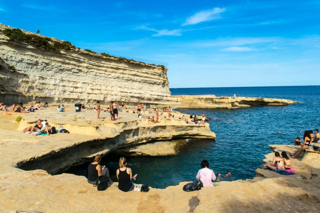 Malta Travel Guide: What to Do in Malta, St. Peter's Pool