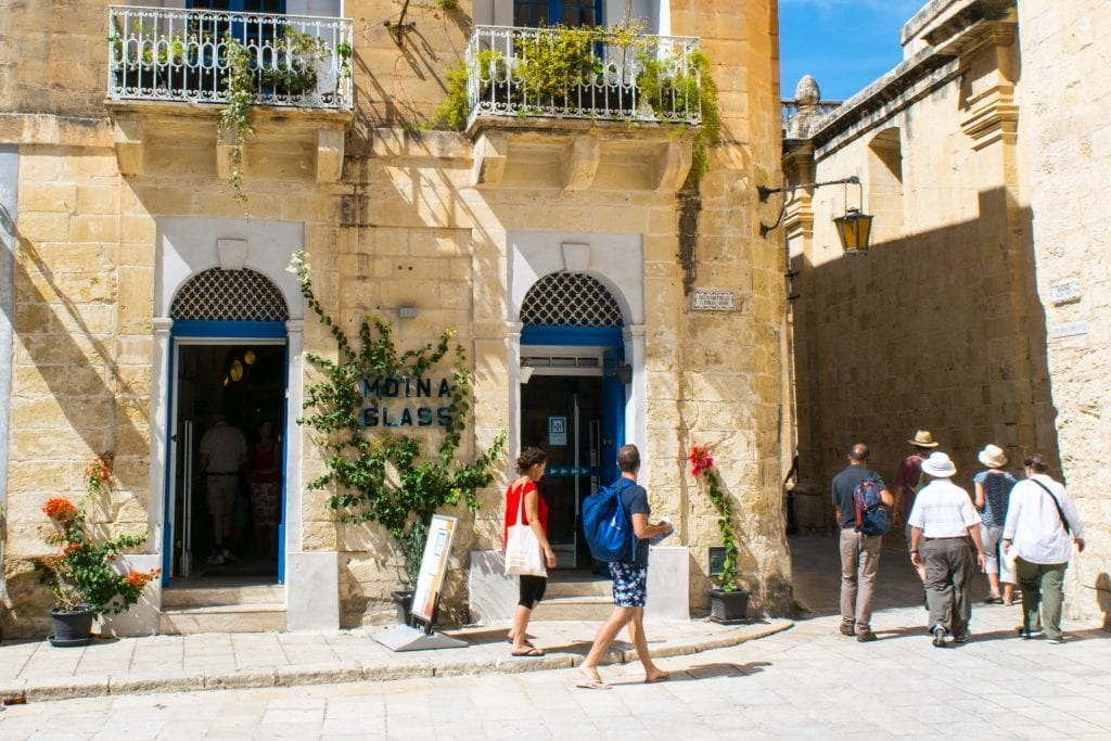 Things to Do in Malta: Mdina Corner