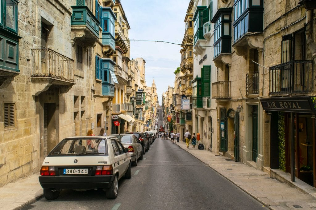 Things to Do in Malta: Valletta