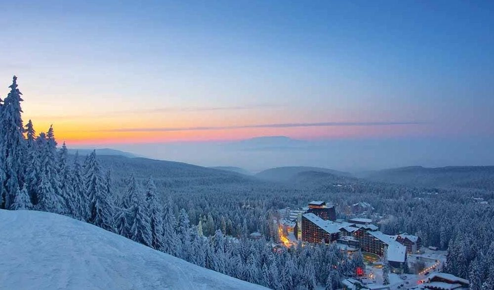 Affordable European Getaways -- Borovets, Bulgaria