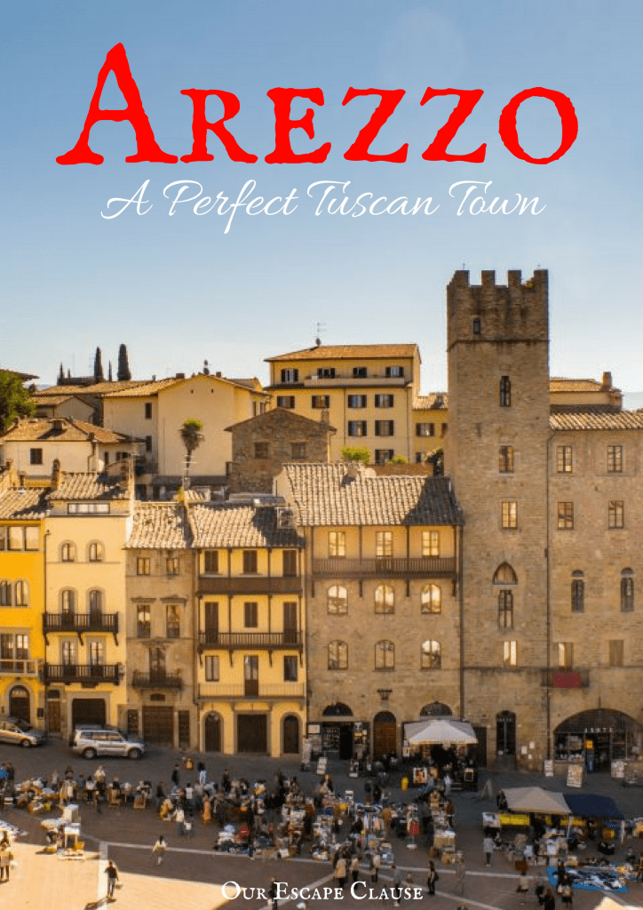 Weekend in Arezzo: Things to Do in Arezzo, Train from Florence to Arezzo