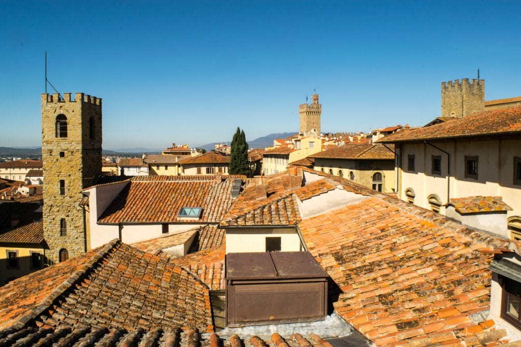 Weekend in Arezzo: Things to Do in Arezzo, Arezzo Rooftops