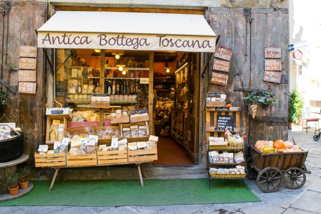 Things to Do in Arezzo: Storefront