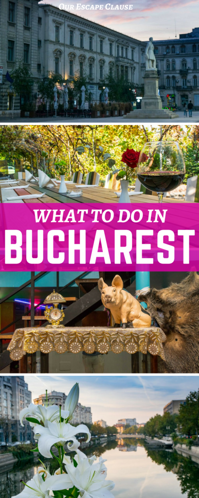 What to Do in Bucharest: Fun Things to Do in Bucharest