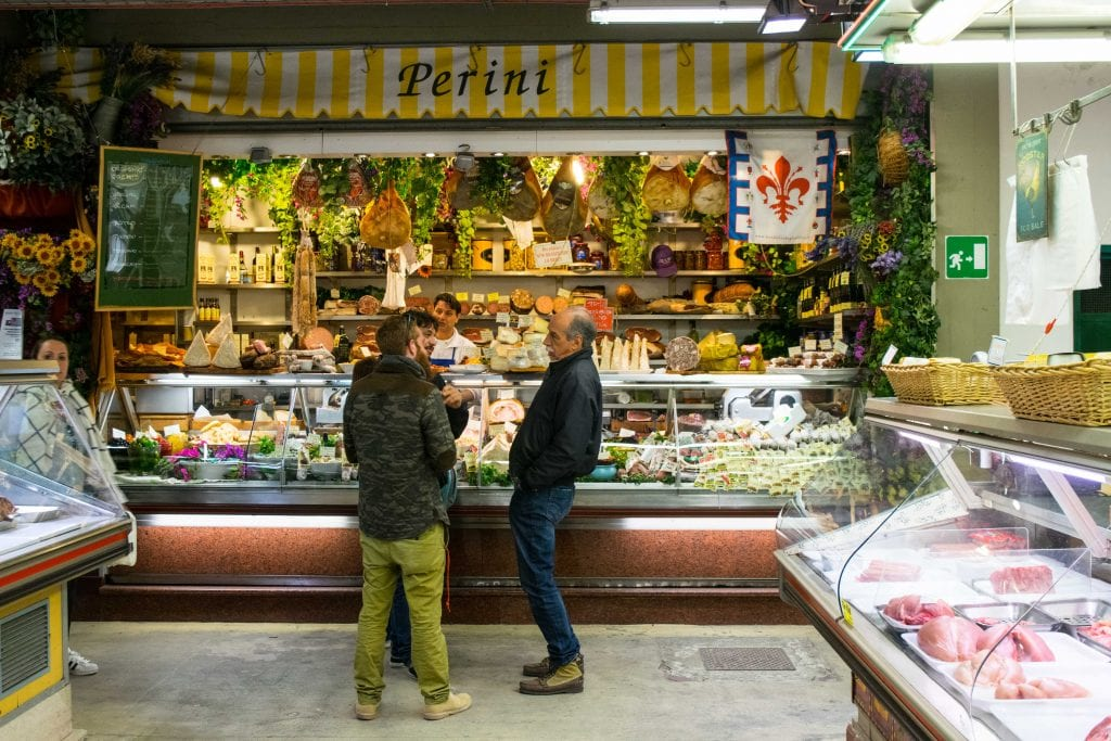 Day Trip to Florence from Rome: Mercato Centrale