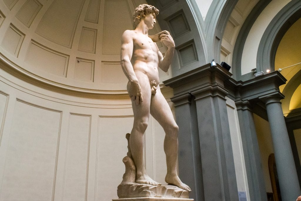 One Day in Florence: Visit David in Galleria dell'Accademia