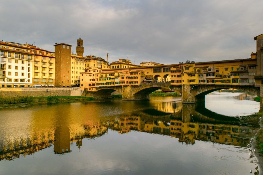 2 Days in Florence Itinerary: Ponte Vecchio