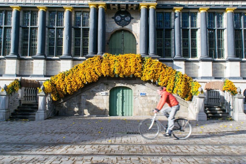 One Day in Ghent: Bike Rider