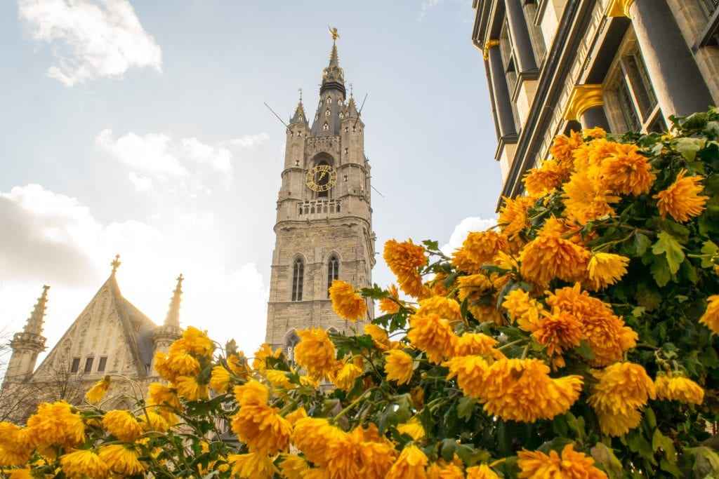 One Day in Ghent: Climb the Belfry