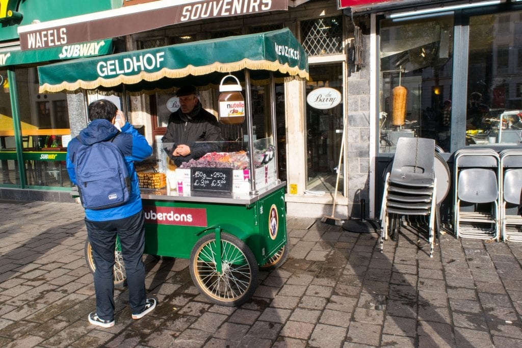Ghent in a Day: Street Food