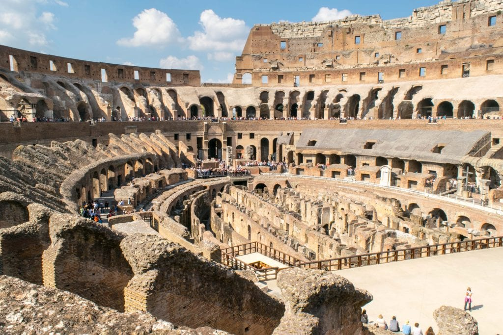 2 Days in Rome: Colosseum