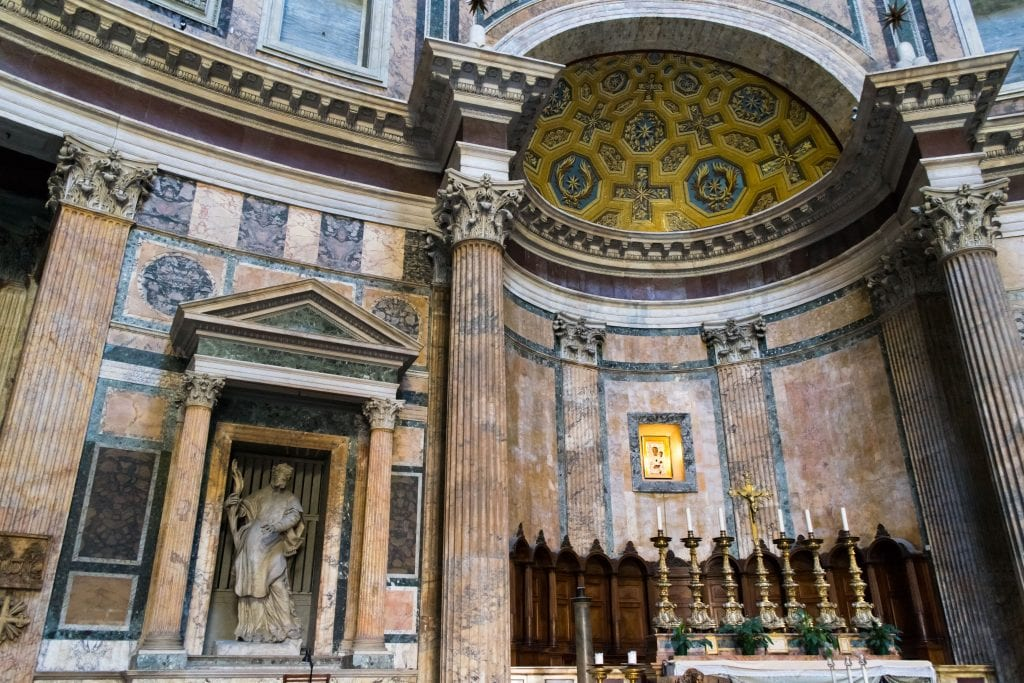 2 Days in Rome: Pantheon