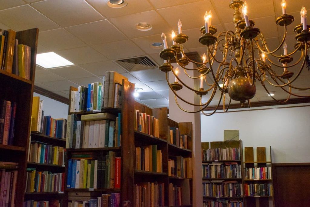 New Orleans Bookstores: Crescent City Books
