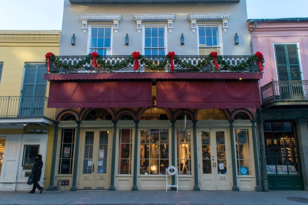 3 Days in New Orleans Itinerary: French Quarter Decor
