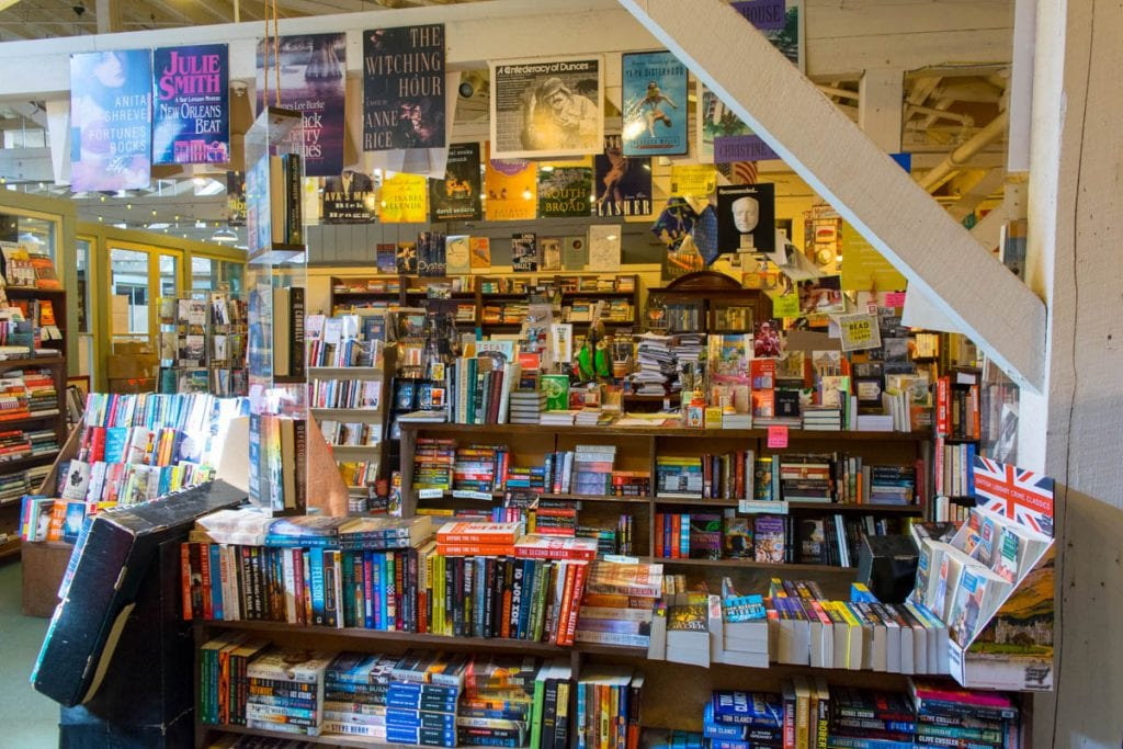 New Orleans Bookstores: Garden City Book Shop