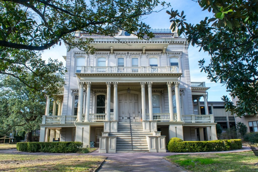 Best Books About New Orleans: Garden District Home