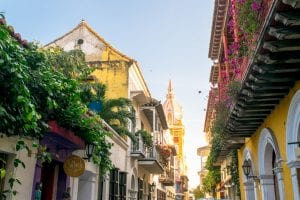 2 Weeks in Colombia Itinerary: Cartagena