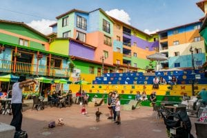 The Best Things to Do in Guatape: Town Square