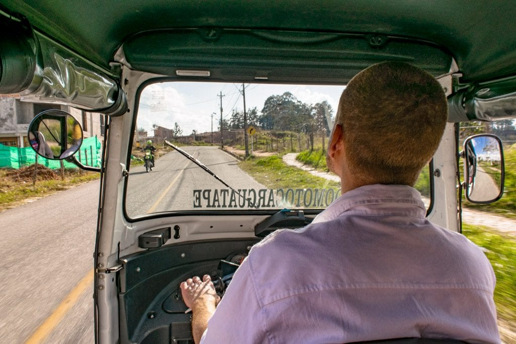 The Best Things to Do in Guatape: Tuk-Tuk