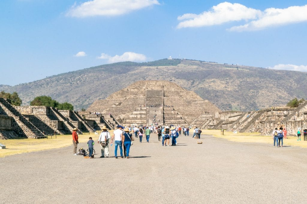 Mexico City Day Trip: Teotihuacan