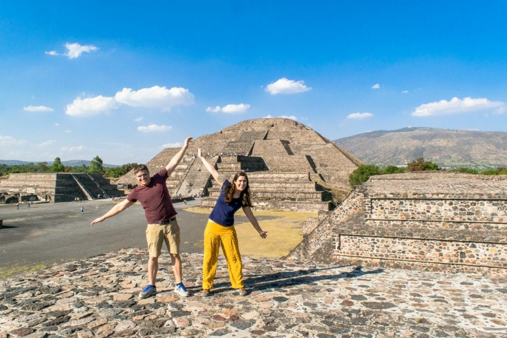 3 Days in Mexico City Itinerary: Teotihuacan