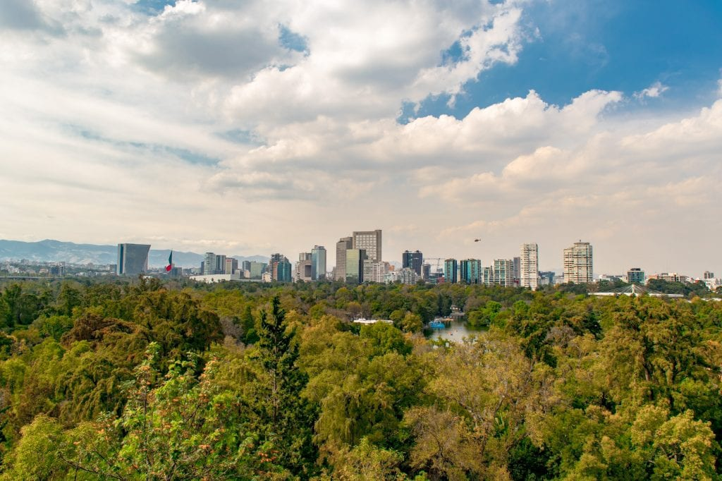 3 Days in Mexico City: Skyline