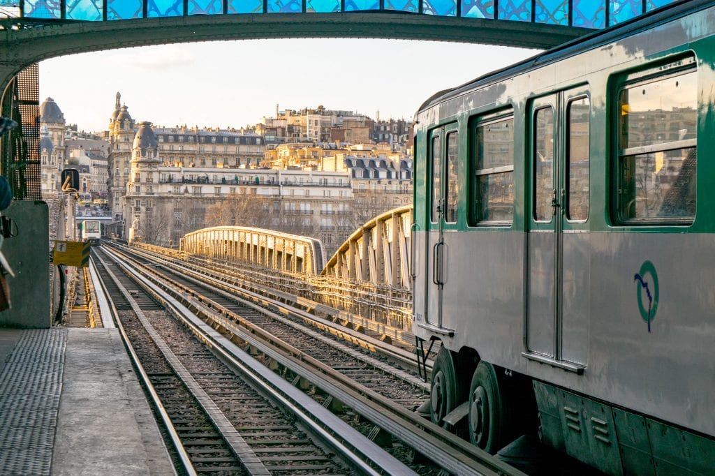 Paris Itinerary 3 Days: Getting Around Paris