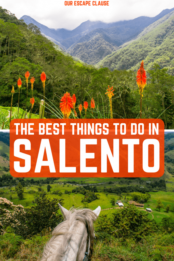 The Best Things to Do in Salento, Colombia: #salento #colombia #cocoravalley #valledecocora