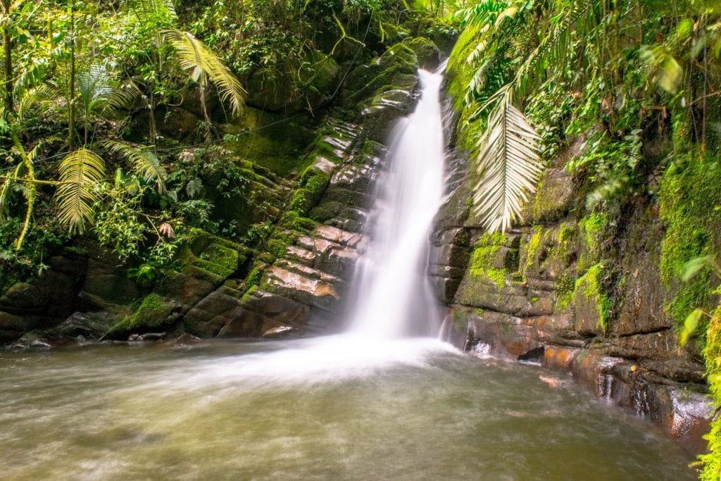 What to Do in Salento: Santa Rita Waterfall