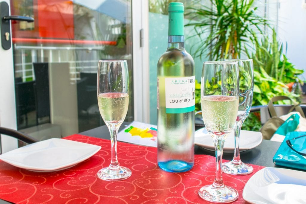 Green Wine Lisbon: Taste of Lisboa