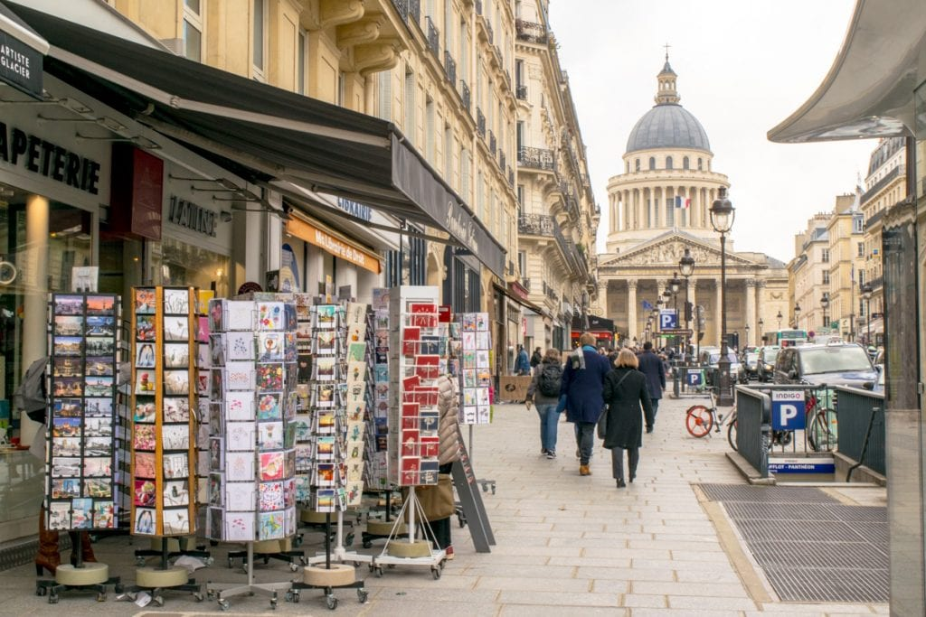 Three Days in Paris Itinerary: Pantheon, Latin Quarter