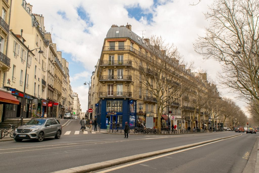 3 Days in Paris Itinerary: Paris Streets