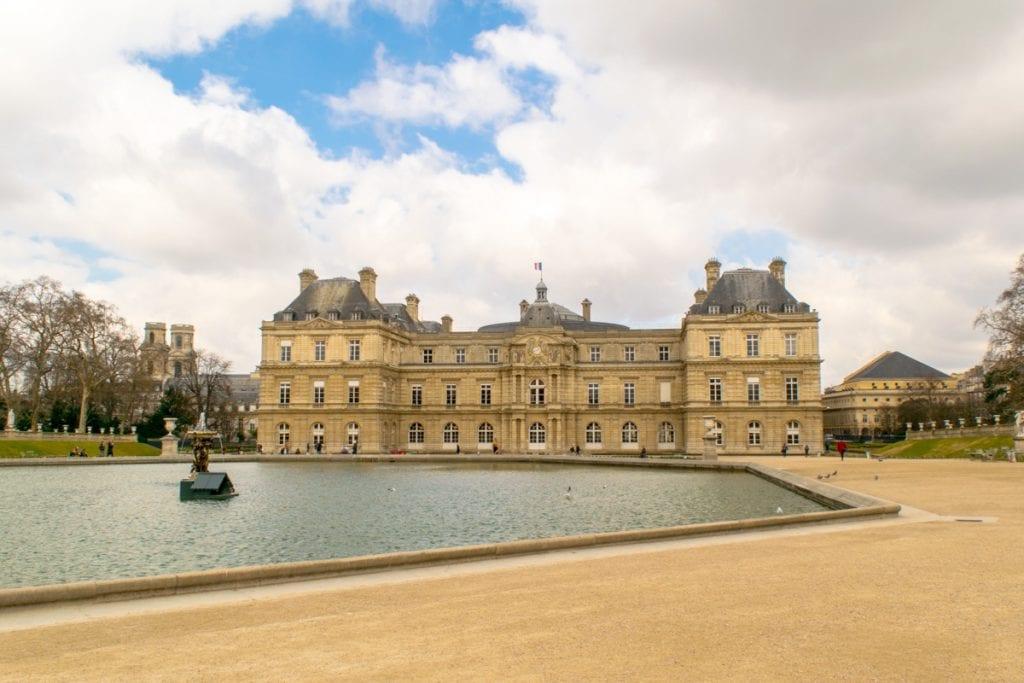 Paris Itinerary 3 Days: Luxembourg Gardens