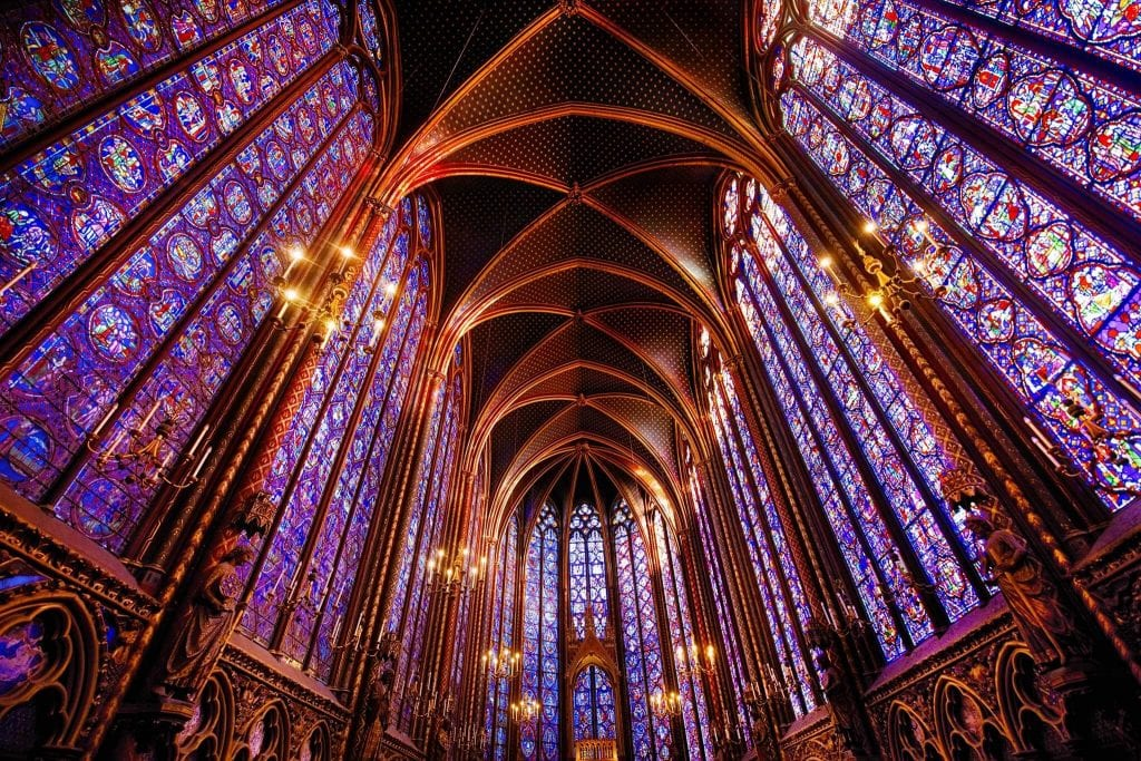 3 Days in Paris Itinerary: Sainte Chapelle