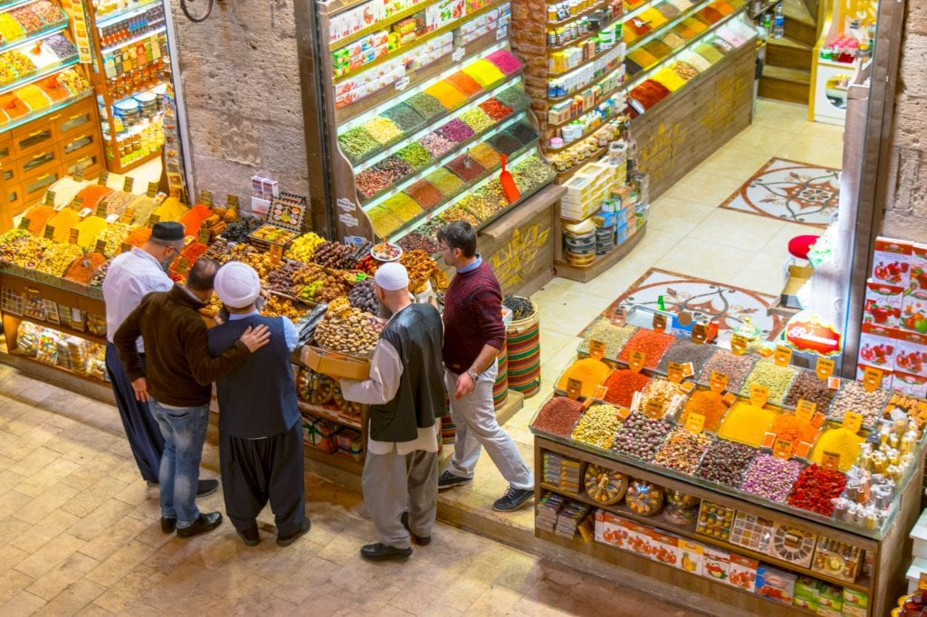 Turkish Spice Market, Istanbul