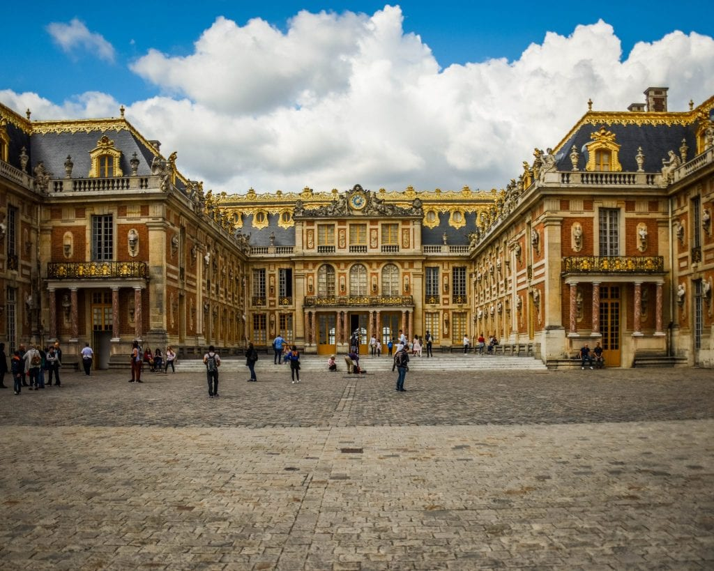 3 Days in Paris Itinerary: Versailles