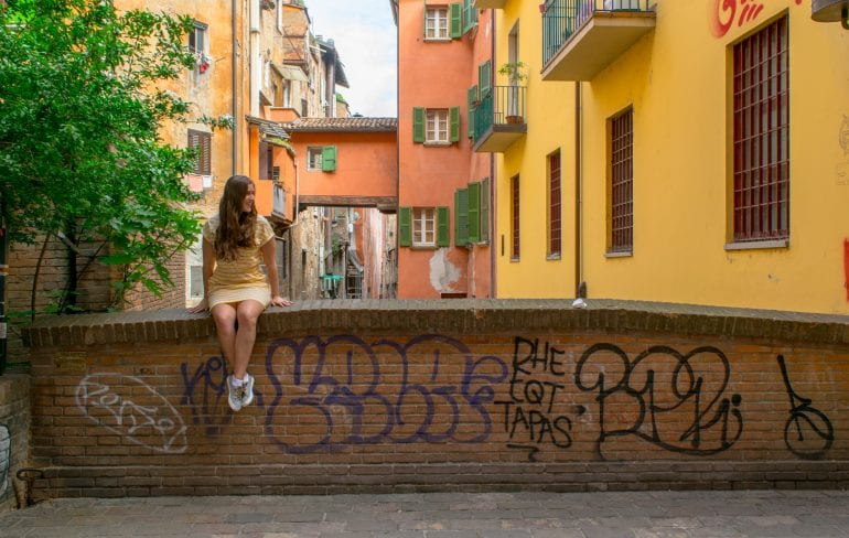 The Best Things to Do in Bologna: Hidden Canals
