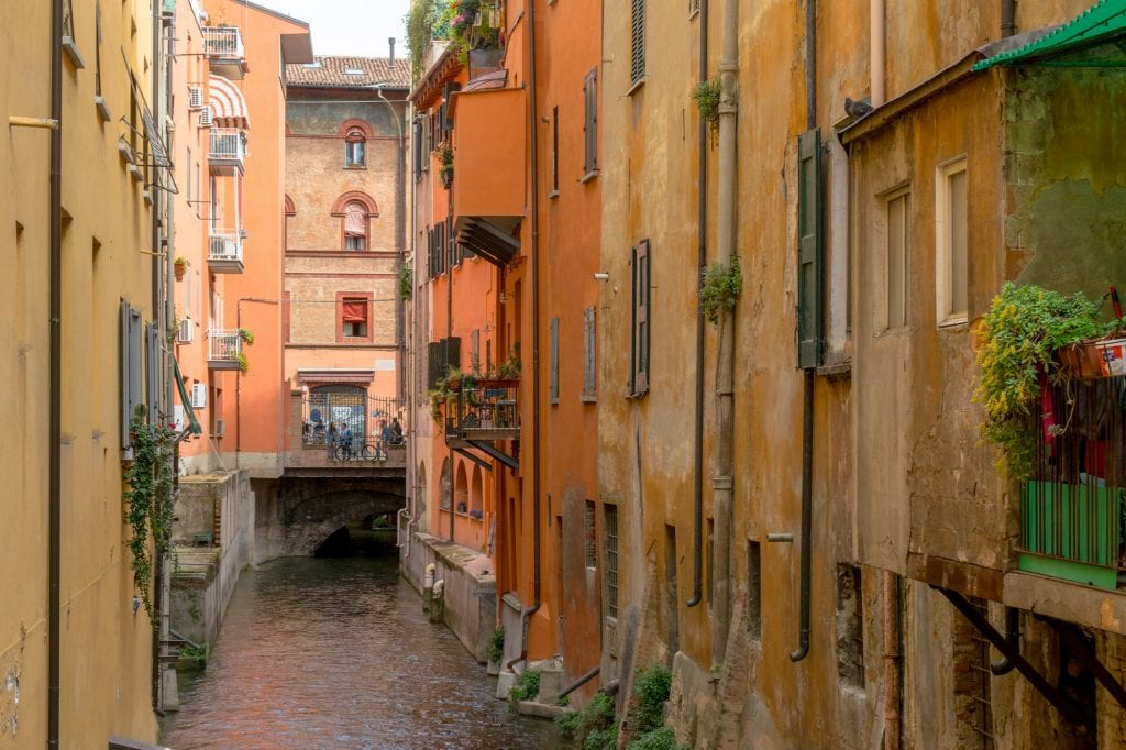 Things to Do in Bologna: Hidden Canals